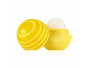 active protection lip balm lemon drop spf15 open