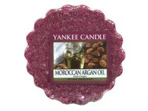 Yankee candle - Vonný vosk do aromalampy MOROCCAN ARGAN OIL