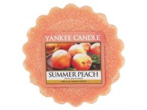 Yankee candle - Vonný vosk do aromalampy SUMMER PEACH