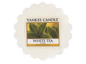 Yankee candle - Vonný vosk do aromalampy WHITE TEA