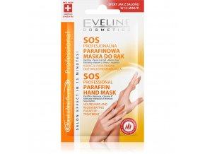 EVELINE - SOS profesionální parafínová maska na ruce