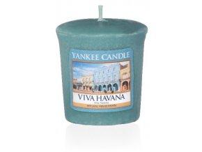 Yankee candle - Vonná svíčka votivní VVIVA HAVANA