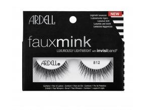 Ardell - Nalepovací řasy Faux Mink 812