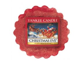 Yankee candle - Vonný vosk do aromalampy CHRISTMAS EVE