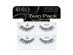 Ardell - Nalepovací řasy 120 Twin Pack