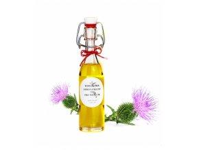 vyr 3321ostropestrecovy olej milk thistle oil bio panensky 100 z ekologickeho polnohospodarstva